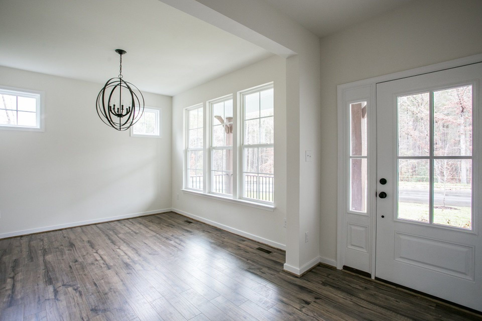 Living Area featured in the Grayson By HHHunt Homes LLC in Richmond-Petersburg, VA