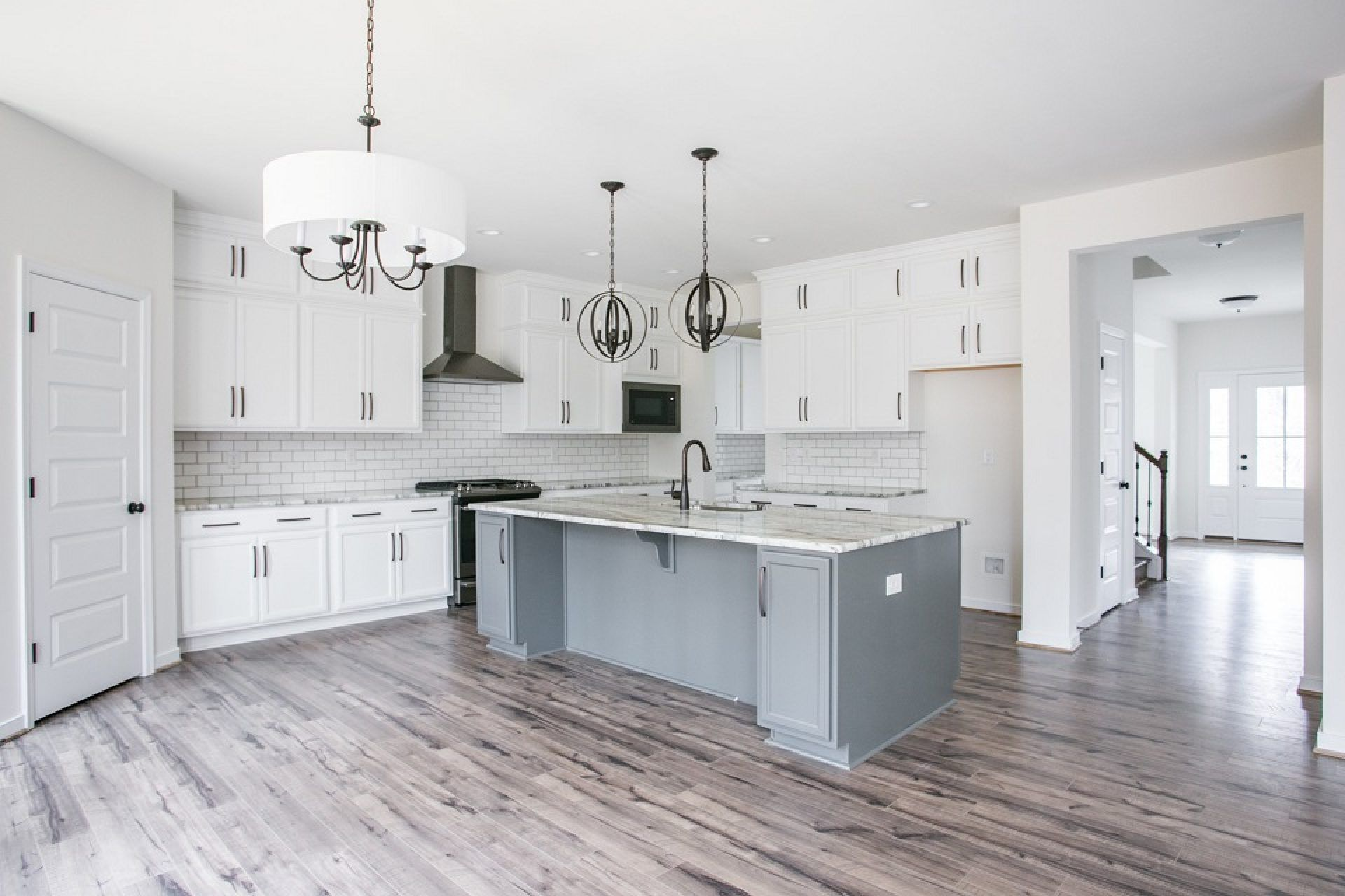 Kitchen featured in the Grayson By HHHunt Homes LLC in Richmond-Petersburg, VA