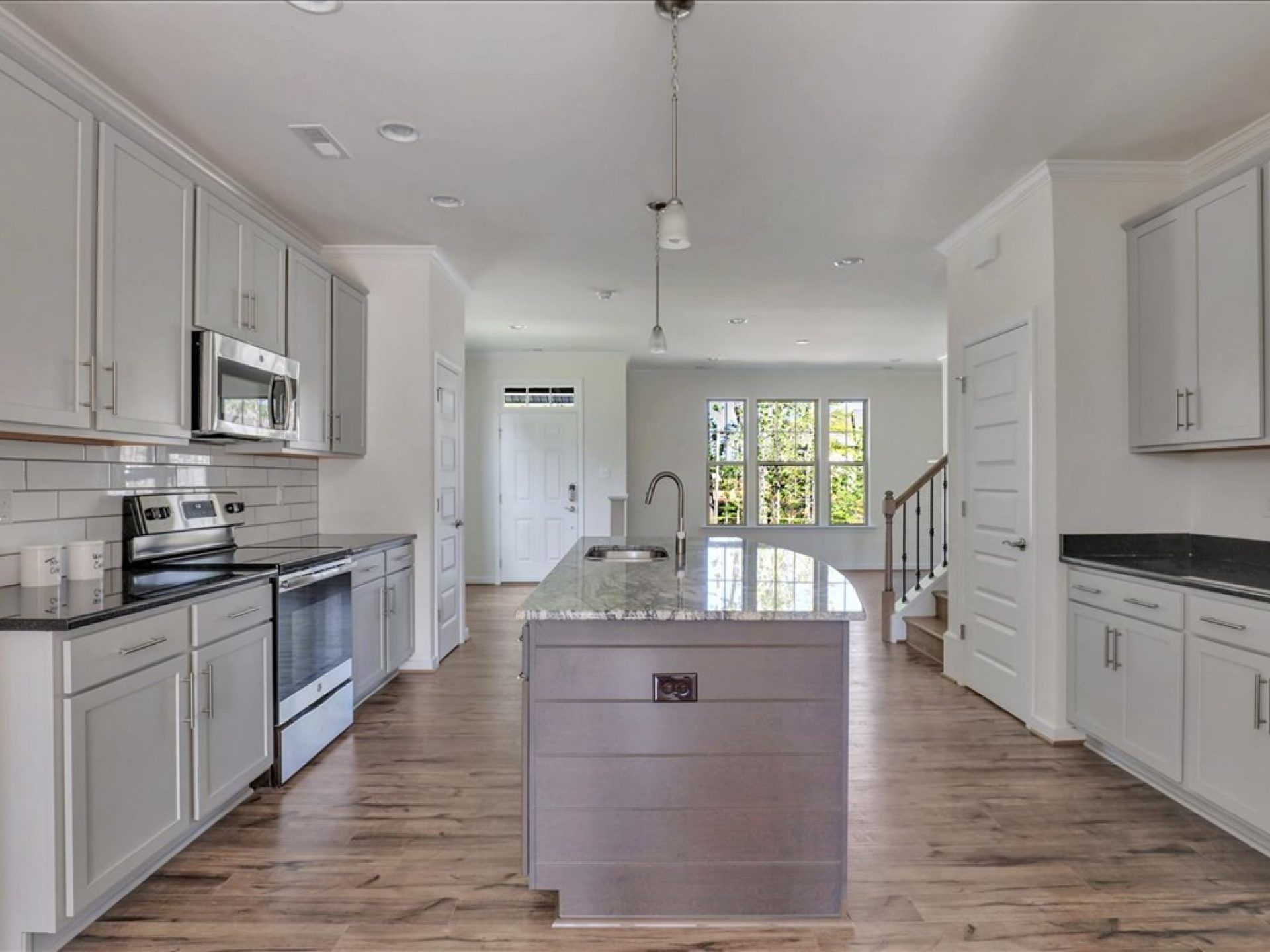 Kitchen featured in the Castana By HHHunt Homes LLC in Richmond-Petersburg, VA
