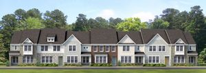 homes in Silverleaf Townes by Richmond-Petersburg