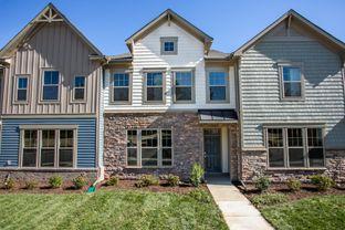 Castana - River Mill Townhomes: Glen Allen, Virginia - HHHunt Homes LLC