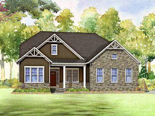 Churchill - Banks Pointe: Raleigh, North Carolina - HHHunt Homes LLC