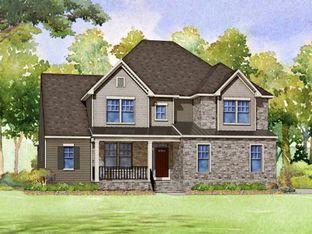 Galloway - Banks Pointe: Raleigh, North Carolina - HHHunt Homes LLC