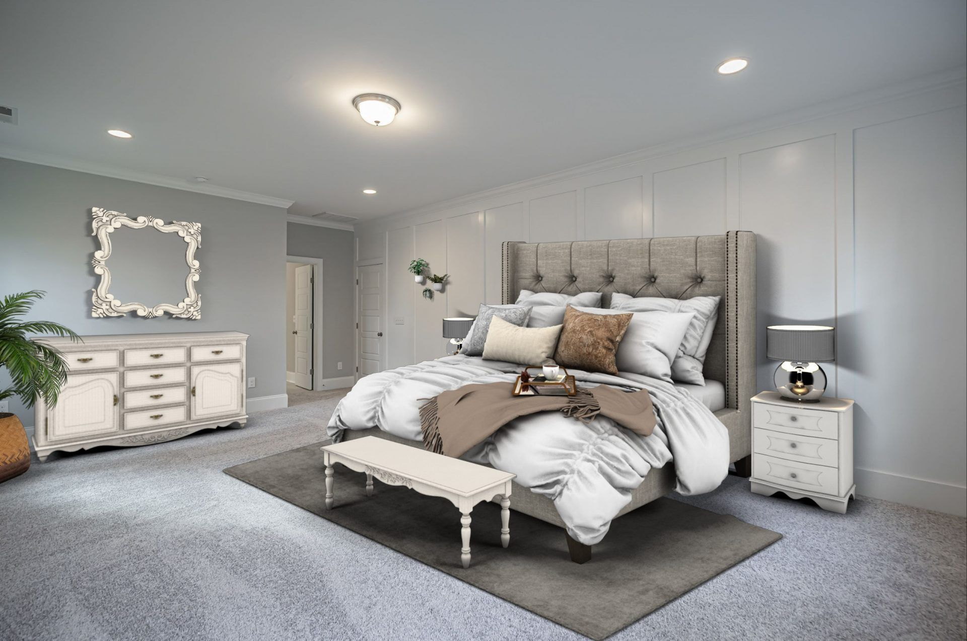 Bedroom featured in the Dawson By HHHunt Homes LLC in Raleigh-Durham-Chapel Hill, NC