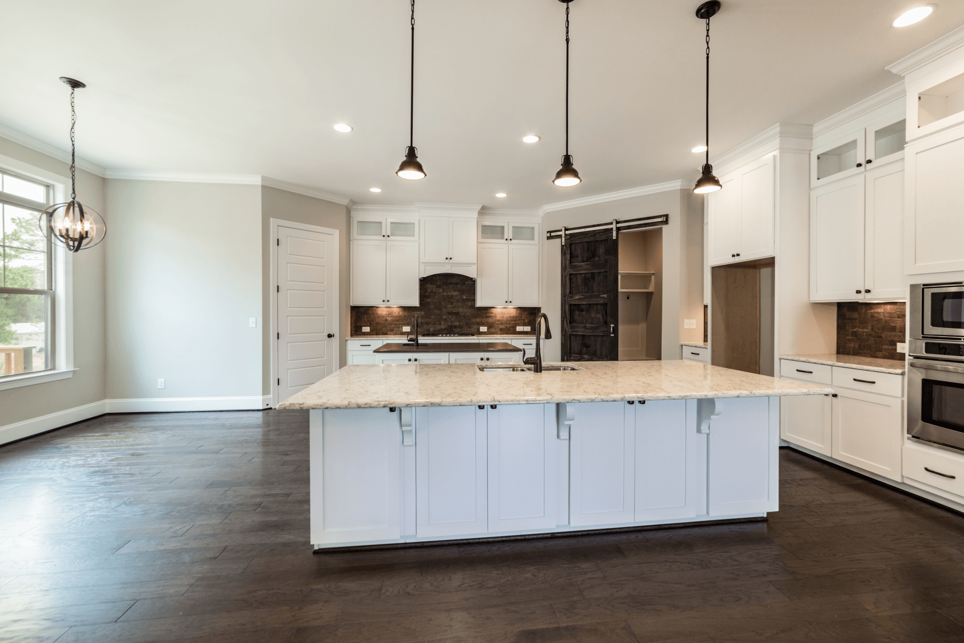 Kitchen featured in the Wellington By HHHunt Homes LLC in Raleigh-Durham-Chapel Hill, NC