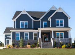 Latham - The Reserve at Wackena: Cary, North Carolina - HHHunt Homes LLC