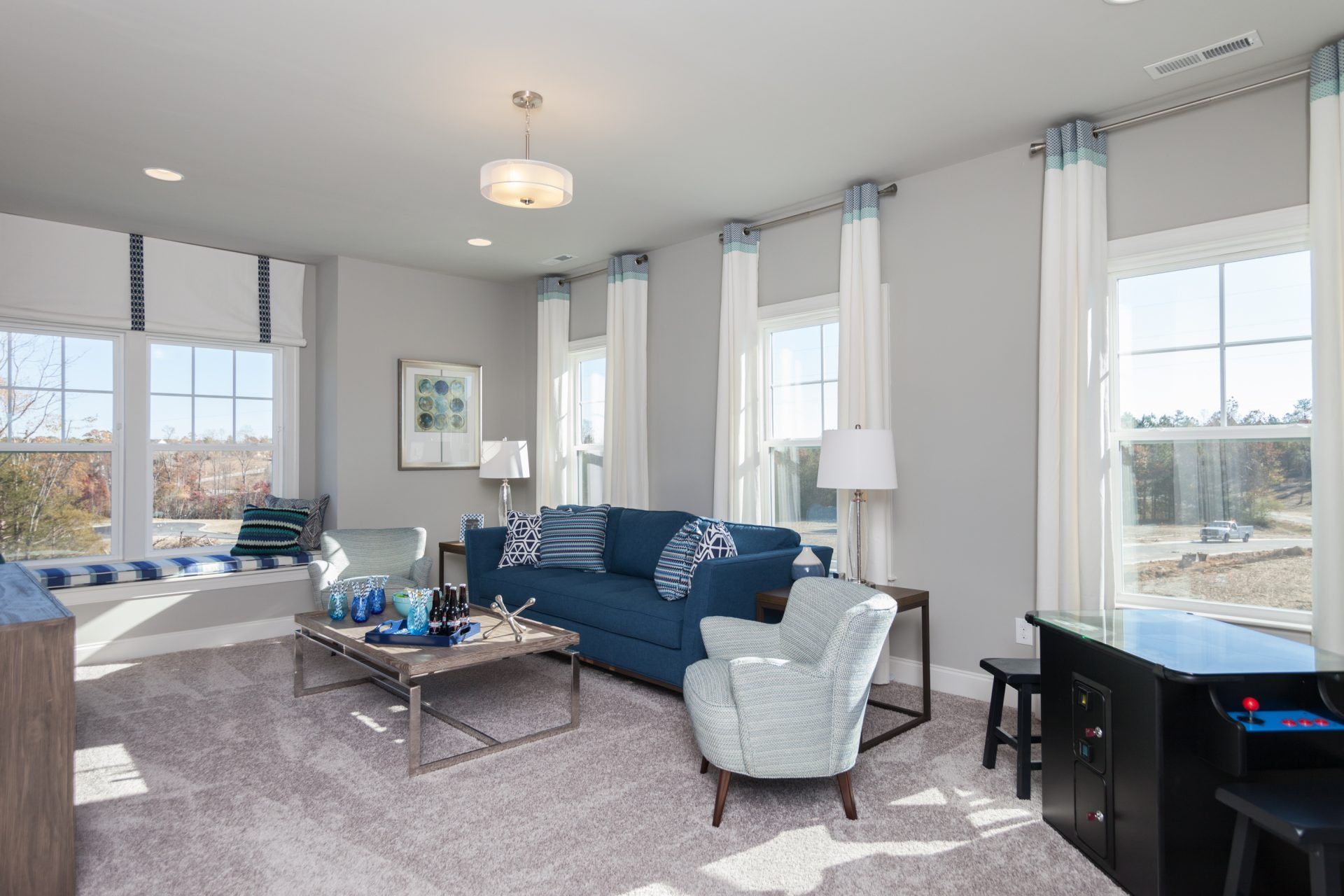 Living Area featured in the Latham By HHHunt Homes LLC in Raleigh-Durham-Chapel Hill, NC