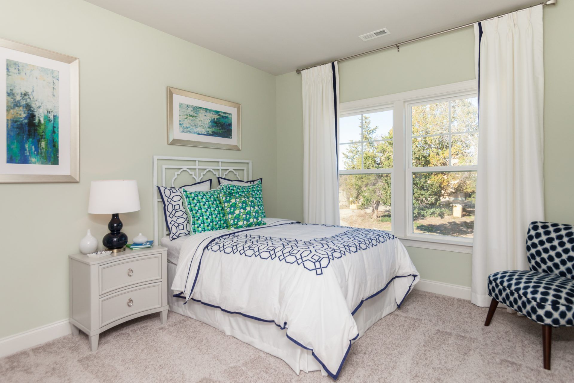 Bedroom featured in the Latham By HHHunt Homes LLC in Raleigh-Durham-Chapel Hill, NC