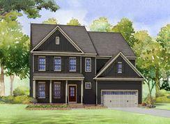 Bedford - The Reserve at Wackena: Cary, North Carolina - HHHunt Homes LLC