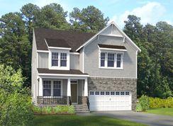 Jarvis - Rutland Grove: Mechanicsville, Virginia - HHHunt Homes LLC
