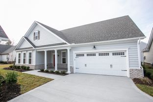 Prescott - Greenwich Walk at FoxCreek: Moseley, Virginia - HHHunt Homes LLC