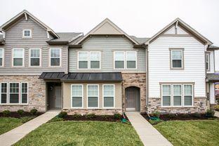 Woodbury - River Mill Townhomes: Glen Allen, Virginia - HHHunt Homes LLC