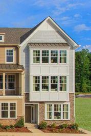Rockford - Quarterpath at Williamsburg Townes: Williamsburg, Virginia - HHHunt Homes LLC