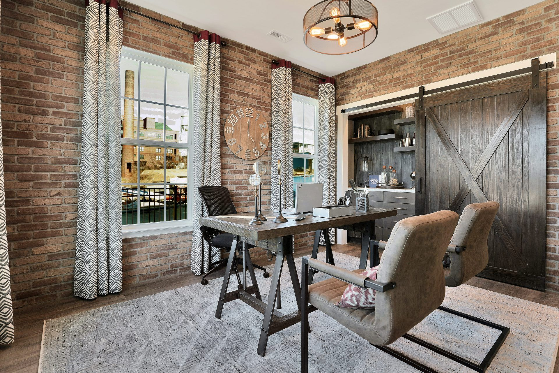 Living Area featured in the Cameron By HHHunt Homes LLC in Richmond-Petersburg, VA