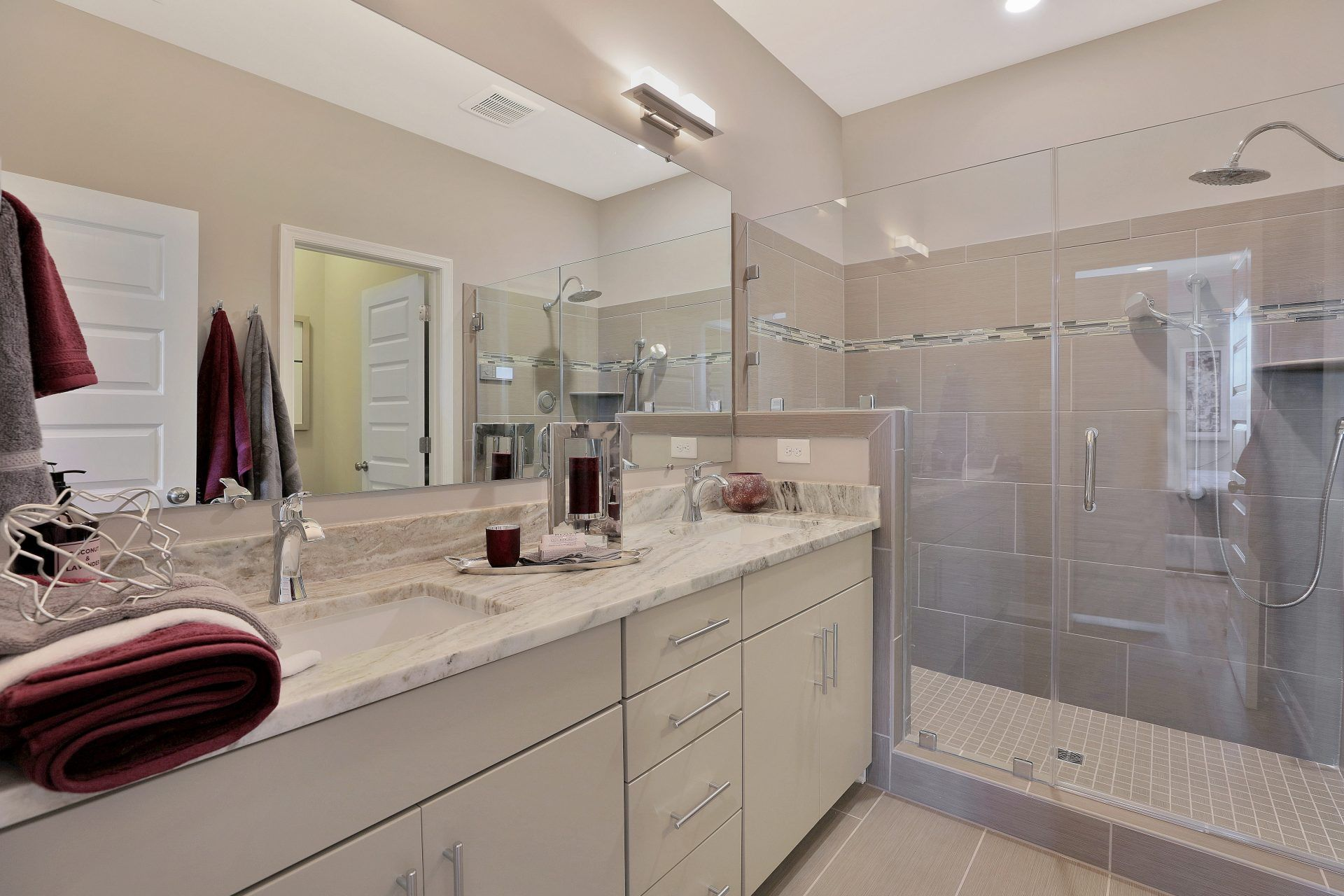 Bathroom featured in the Cameron By HHHunt Homes LLC in Richmond-Petersburg, VA