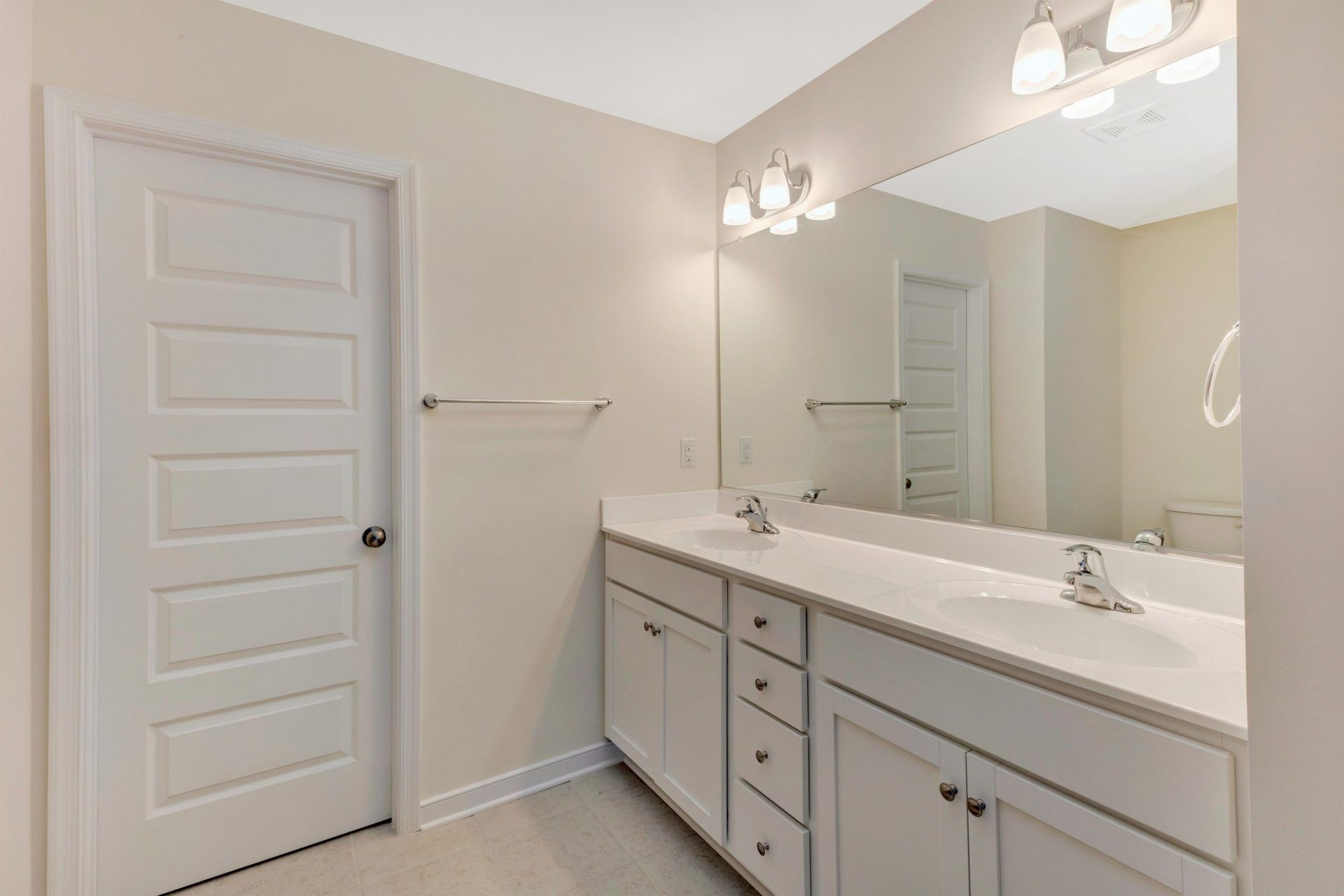 Bathroom featured in the Curie By HHHunt Homes LLC in Norfolk-Newport News, VA