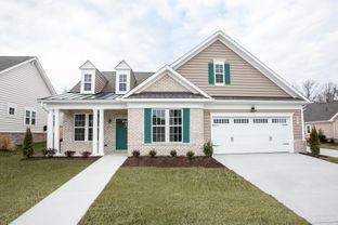 Savannah - Greenwich Walk at FoxCreek: Moseley, Virginia - HHHunt Homes LLC