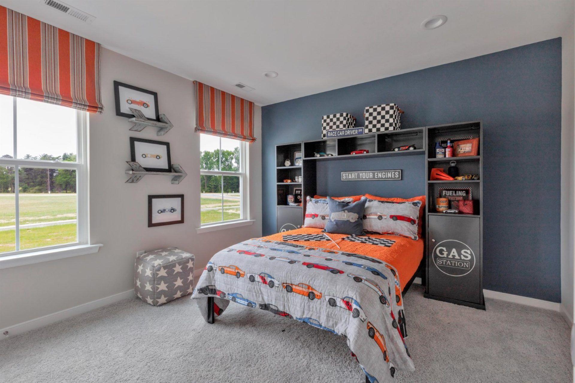 Bedroom featured in the Glenwood By HHHunt Homes LLC in Richmond-Petersburg, VA