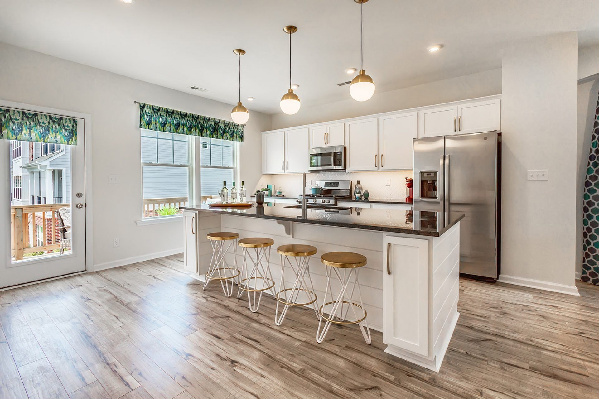Kitchen featured in the Rockford By HHHunt Homes LLC in Norfolk-Newport News, VA