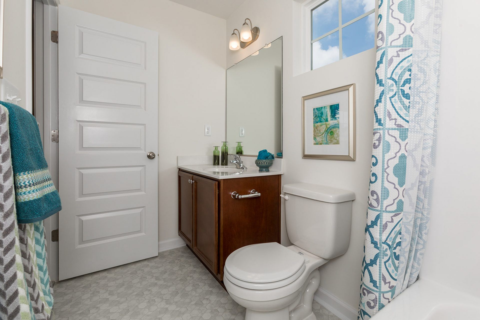 Bathroom featured in the Rockford By HHHunt Homes LLC in Norfolk-Newport News, VA