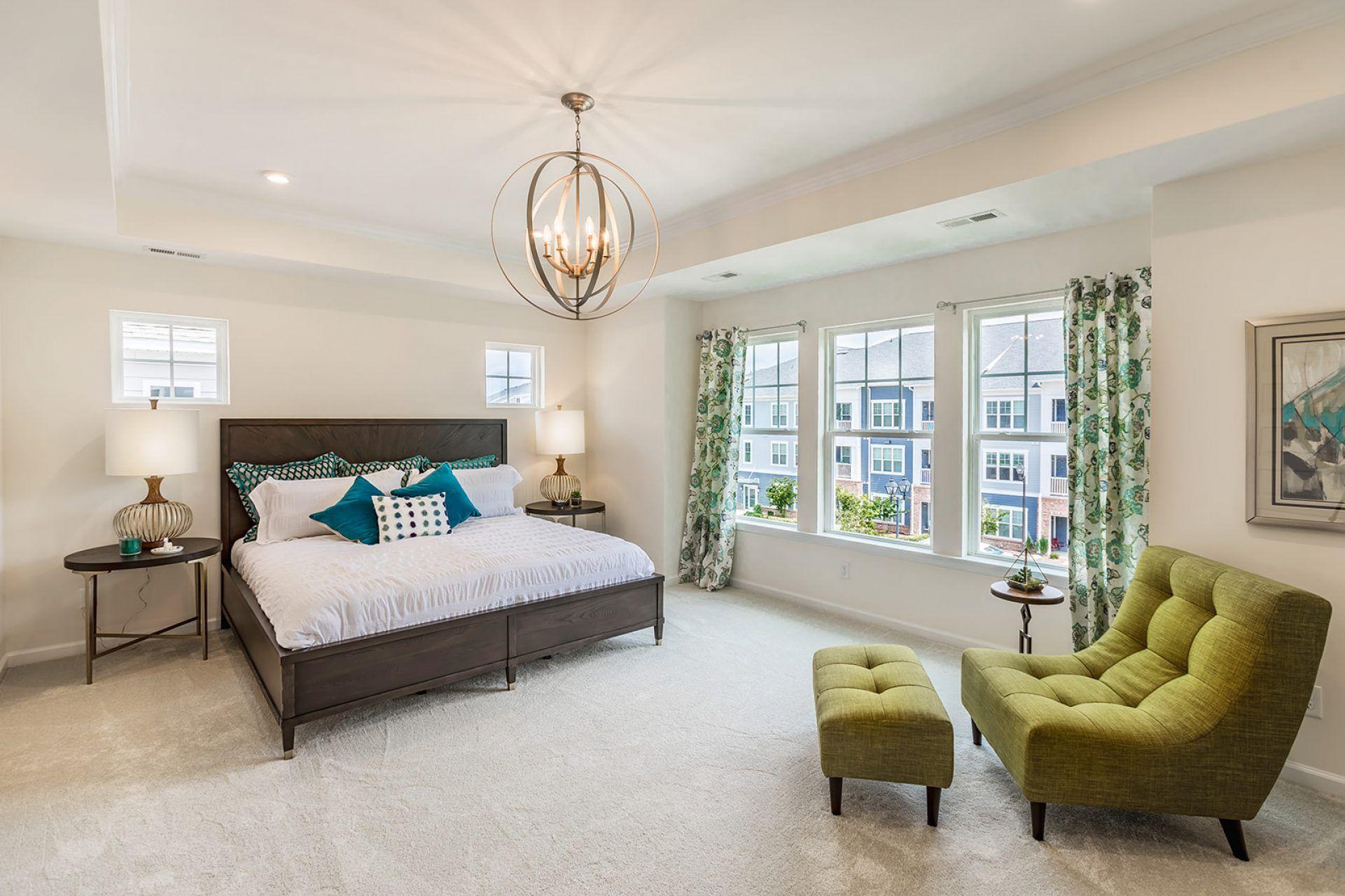 Bedroom featured in the Rockford By HHHunt Homes LLC in Norfolk-Newport News, VA