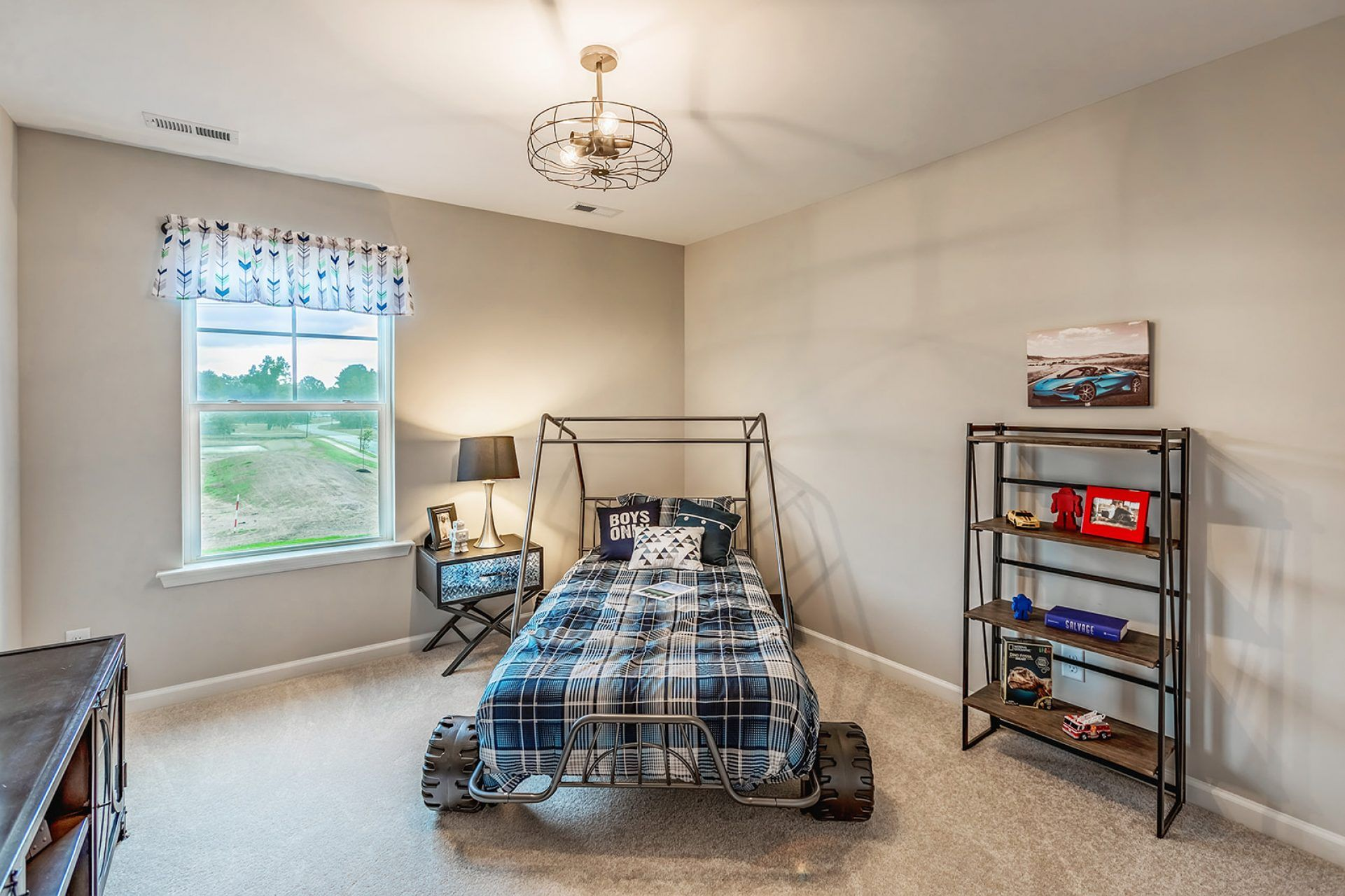 Bedroom featured in the Edison By HHHunt Homes LLC in Norfolk-Newport News, VA