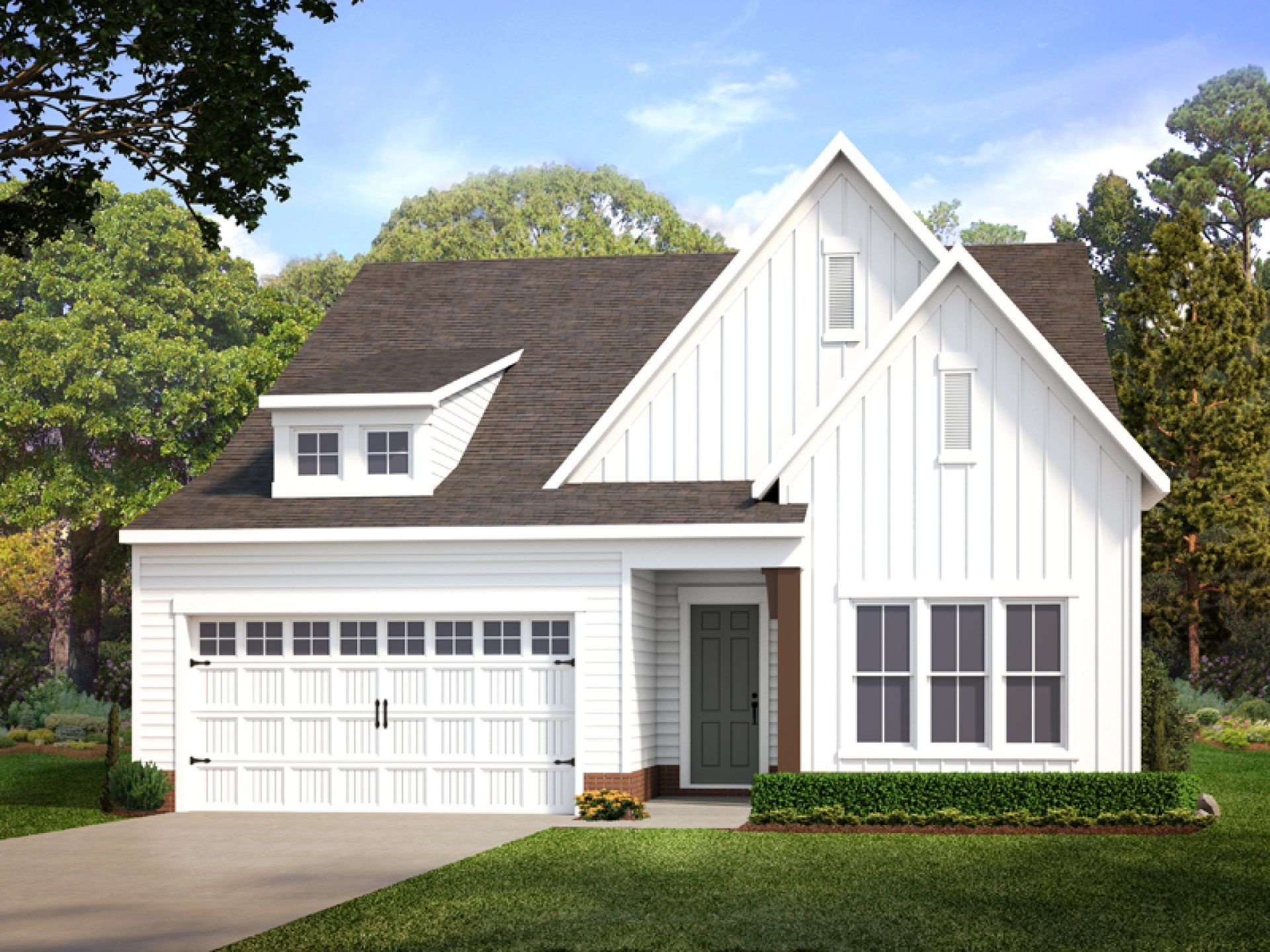 Exterior featured in the Element By HHHunt Homes LLC in Richmond-Petersburg, VA