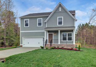 Edison - Silverleaf: North Chesterfield, Virginia - HHHunt Homes LLC