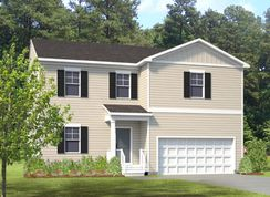Curie - Central Crossing: Aylett, Virginia - HHHunt Homes LLC