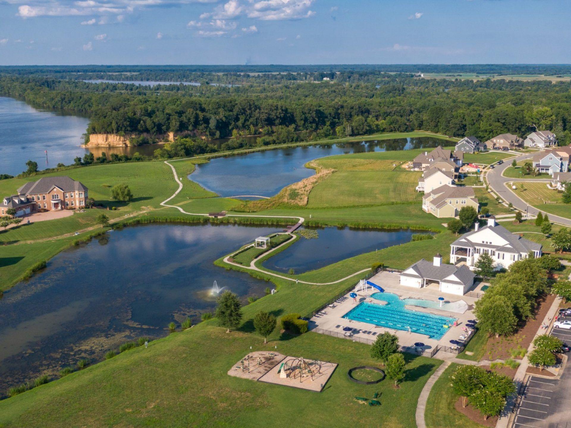 'Meadowville Landing - Twin Rivers' by Richmond-Petersburg in Richmond-Petersburg