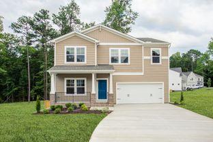 King - Silverleaf: North Chesterfield, Virginia - HHHunt Homes LLC
