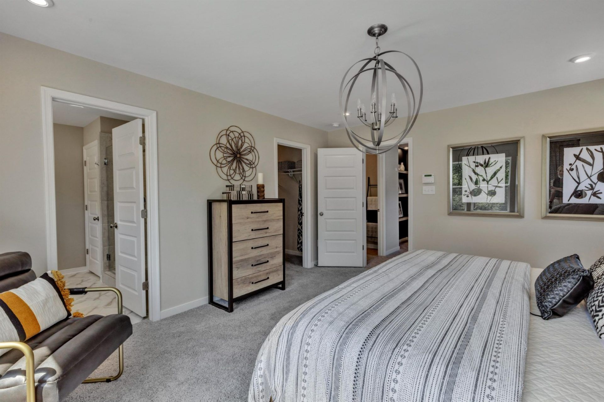 Bedroom featured in the Davenport By HHHunt Homes LLC in Richmond-Petersburg, VA