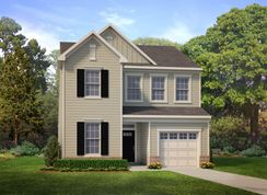 Mystic - Enclave at Leesville: Durham, North Carolina - HHHunt Homes LLC