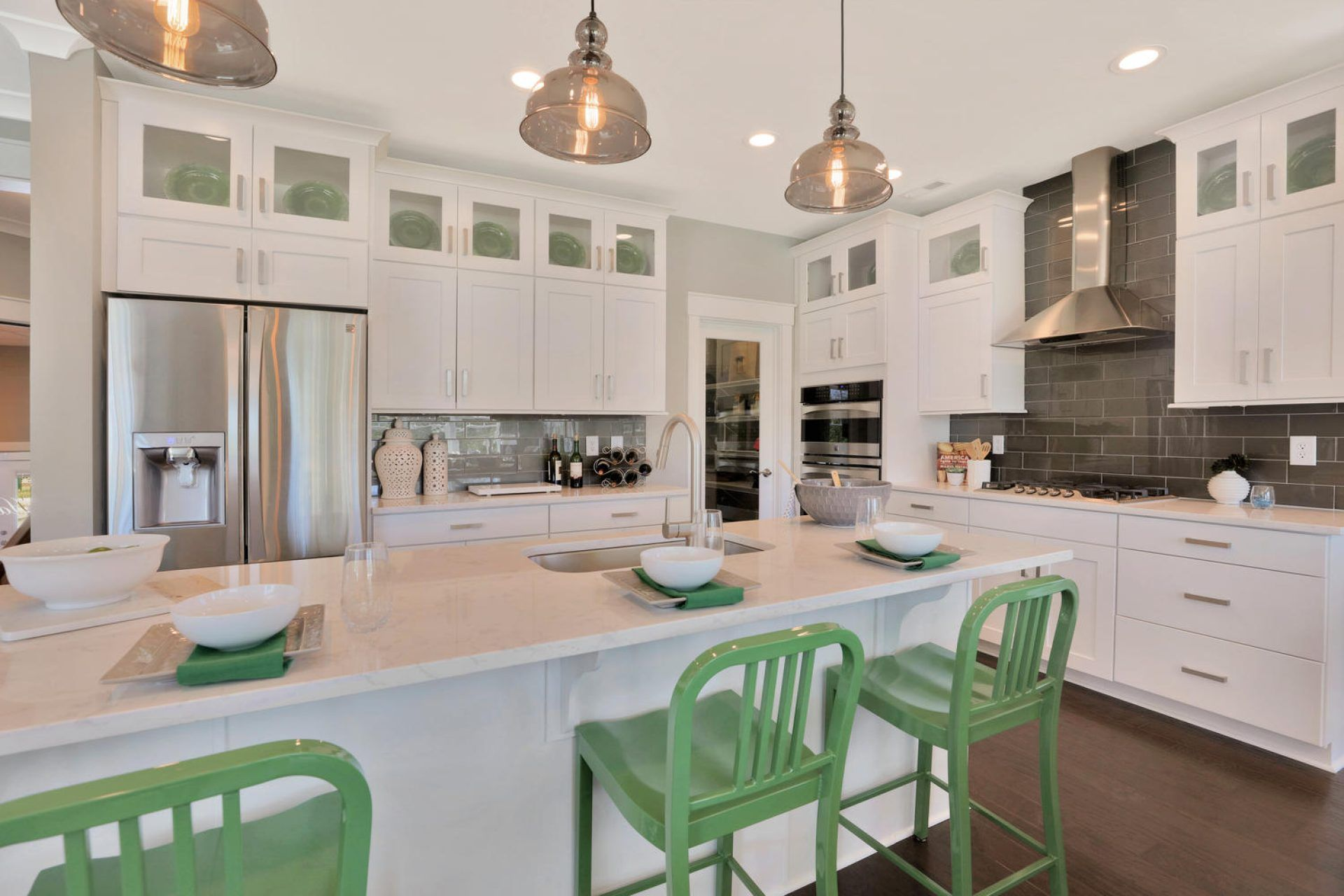 Kitchen featured in the Chatham By HHHunt Homes LLC in Richmond-Petersburg, VA