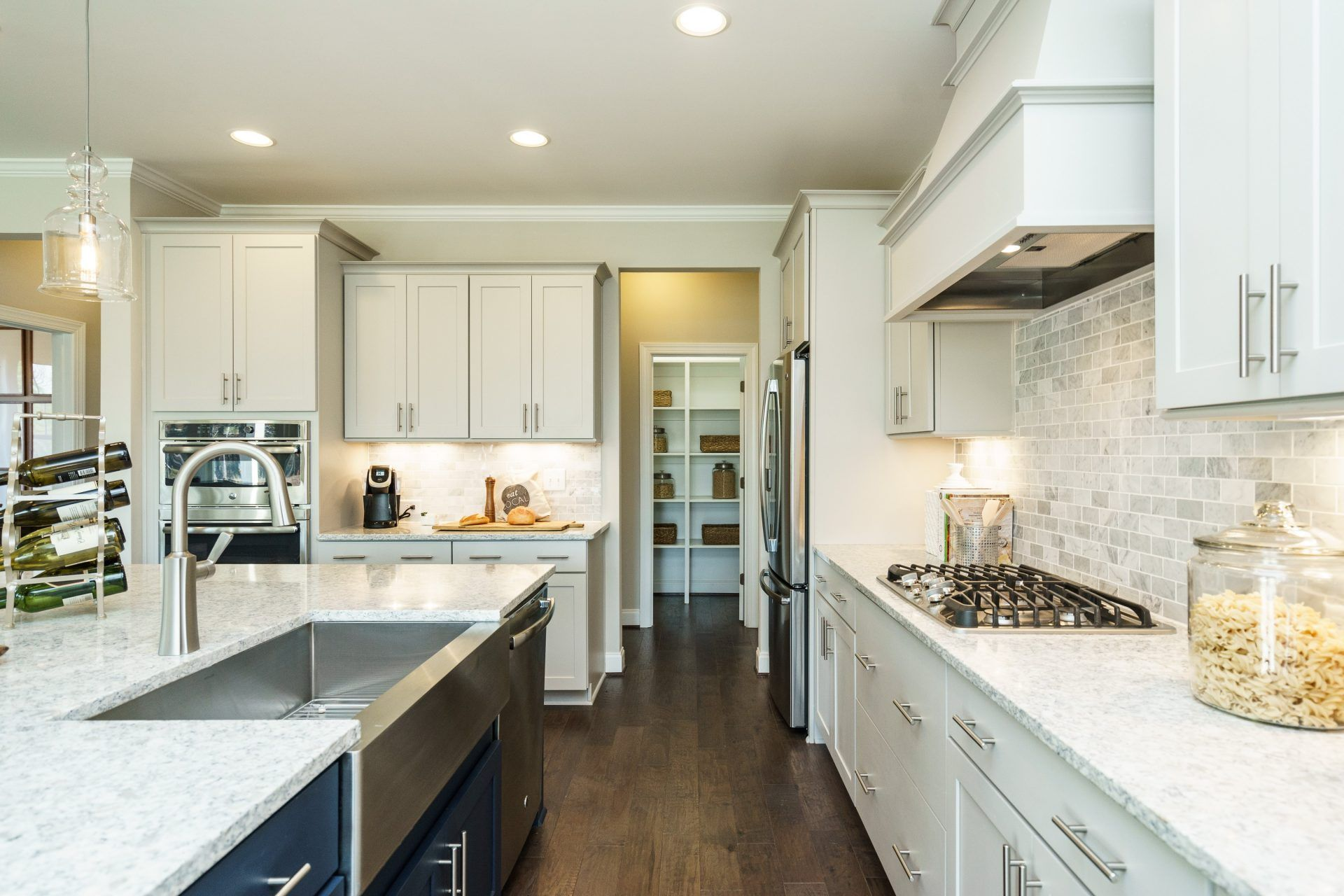 Kitchen featured in the Winslow By HHHunt Homes LLC in Richmond-Petersburg, VA
