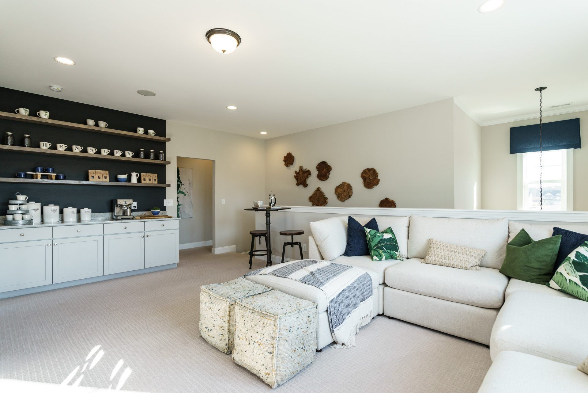 Living Area featured in the Winslow By HHHunt Homes LLC in Richmond-Petersburg, VA