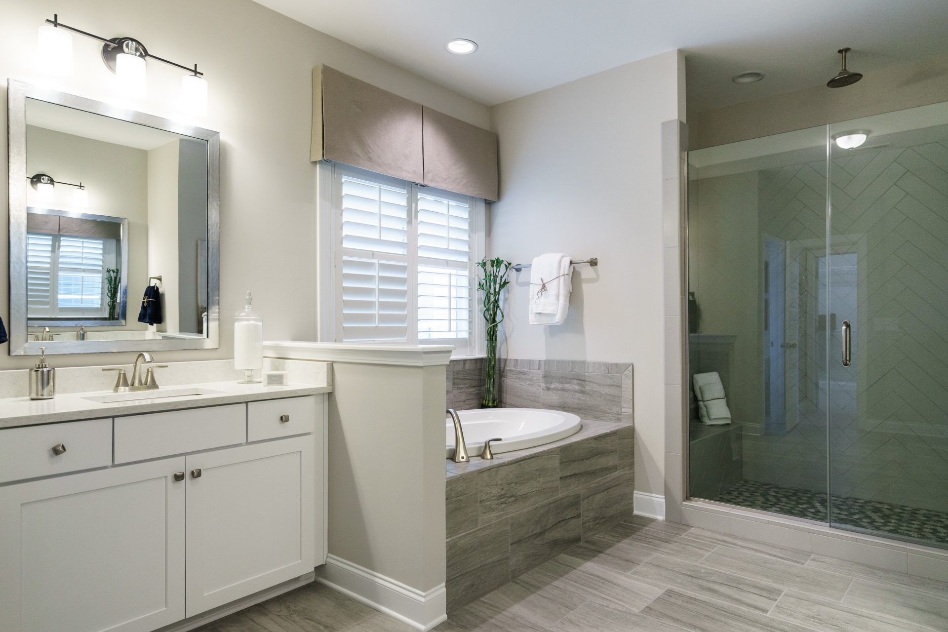 Bathroom featured in the Winslow By HHHunt Homes LLC in Richmond-Petersburg, VA