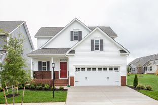 Taylor - Rutland Grove: Mechanicsville, Virginia - HHHunt Homes LLC