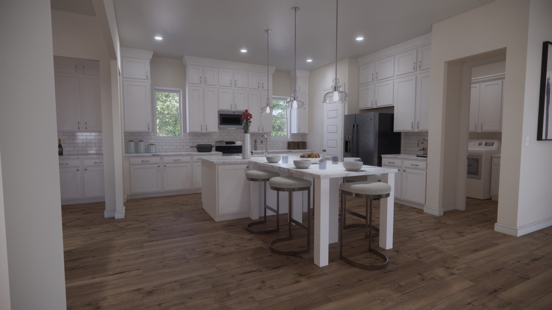 Kitchen featured in the Preserve By HHHunt Homes LLC in Richmond-Petersburg, VA
