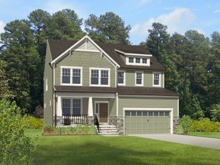 Chatham - Giles - The Cove: Mechanicsville, Virginia - HHHunt Homes LLC