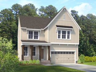 Jarvis - Giles - The Cove: Mechanicsville, Virginia - HHHunt Homes