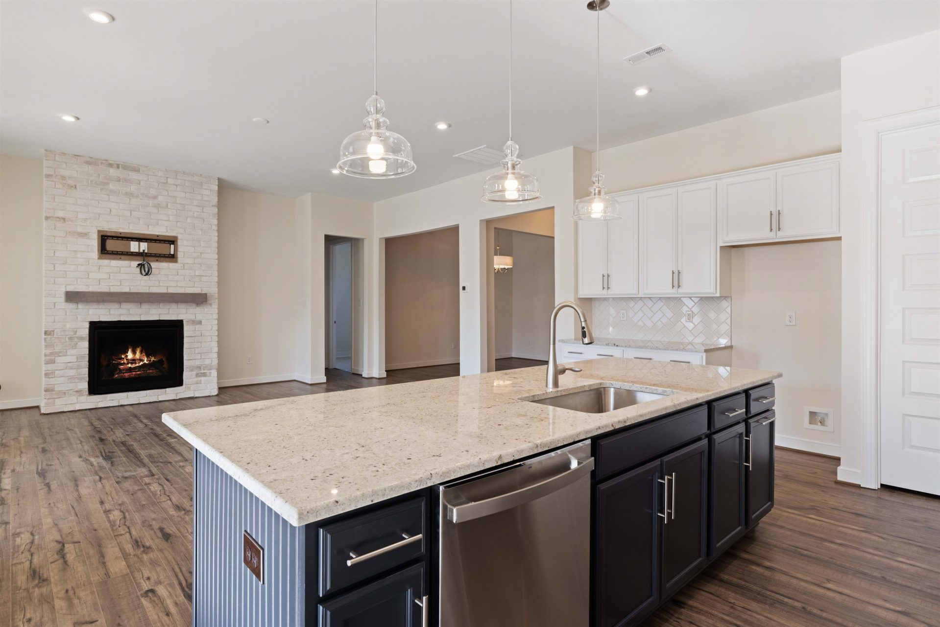 Kitchen featured in the Element By HHHunt Homes LLC in Richmond-Petersburg, VA