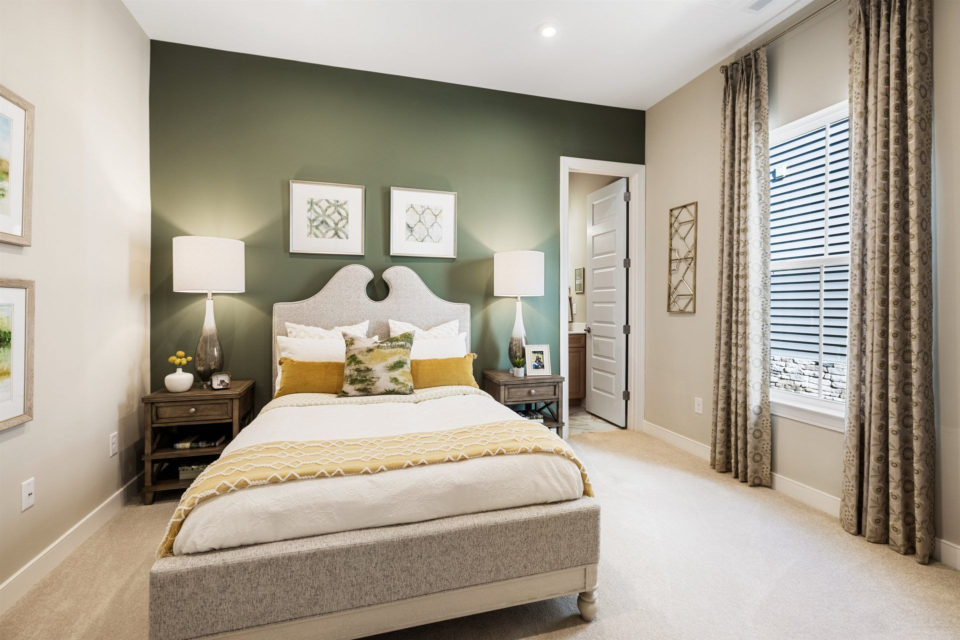 Bedroom featured in the Oasis By HHHunt Homes LLC in Richmond-Petersburg, VA