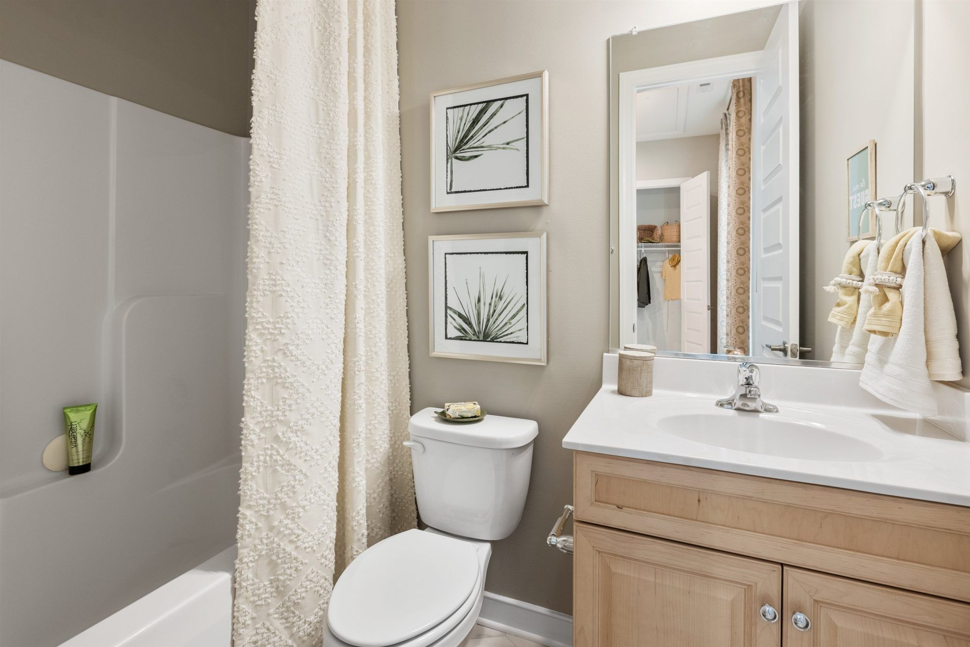 Bathroom featured in the Oasis By HHHunt Homes LLC in Richmond-Petersburg, VA