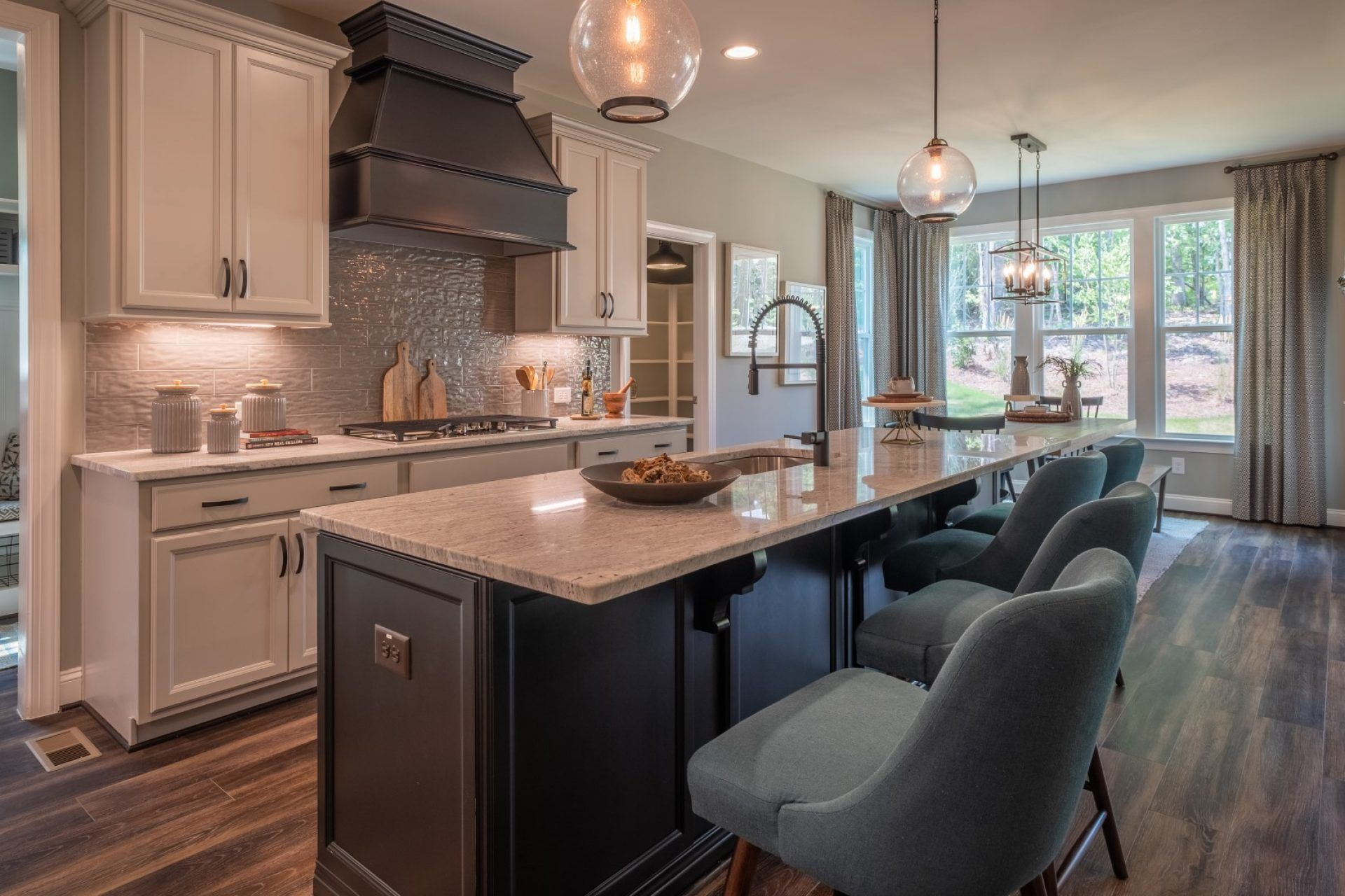 Kitchen featured in the Galloway By HHHunt Homes LLC in Raleigh-Durham-Chapel Hill, NC