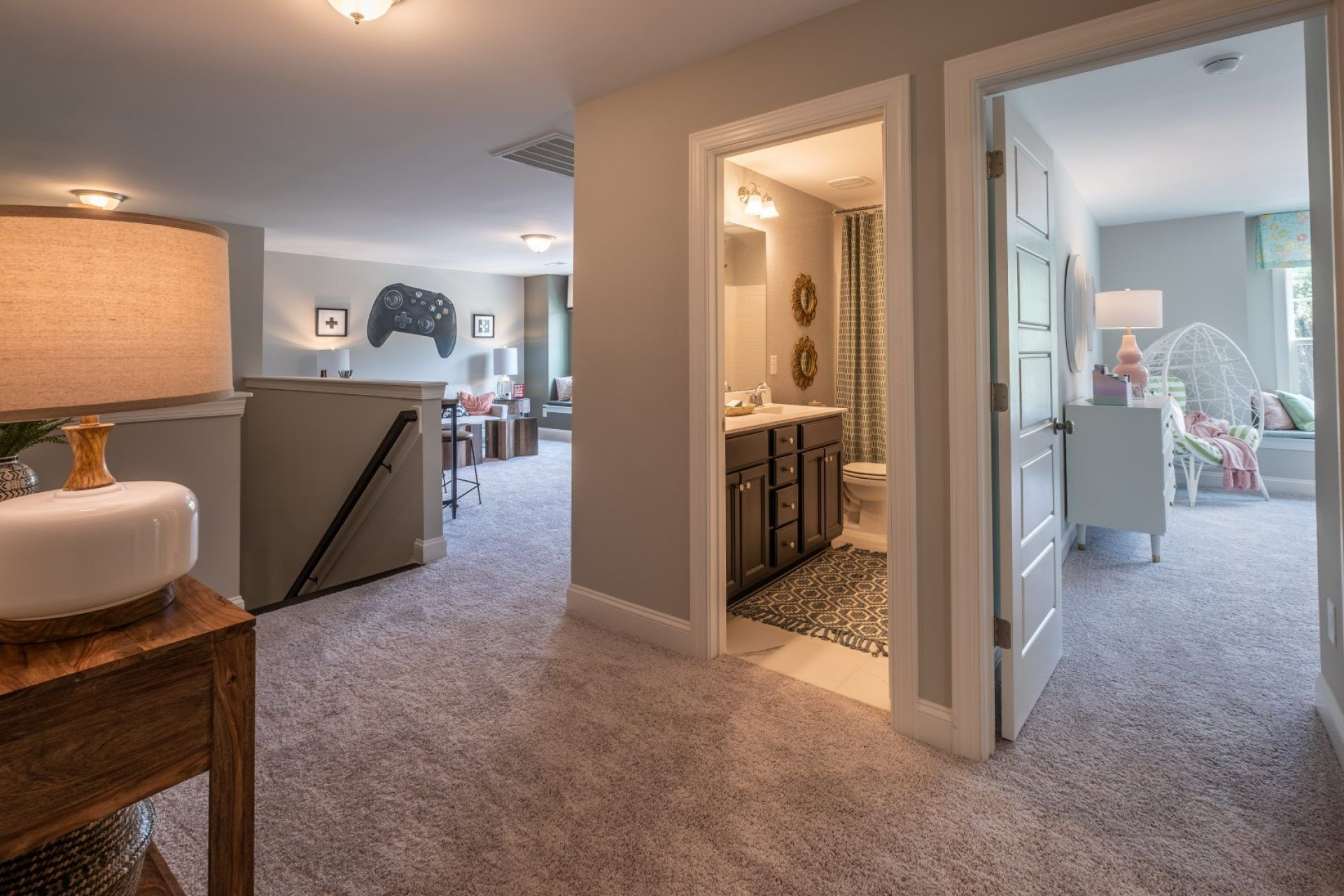 Living Area featured in the Galloway By HHHunt Homes LLC in Raleigh-Durham-Chapel Hill, NC