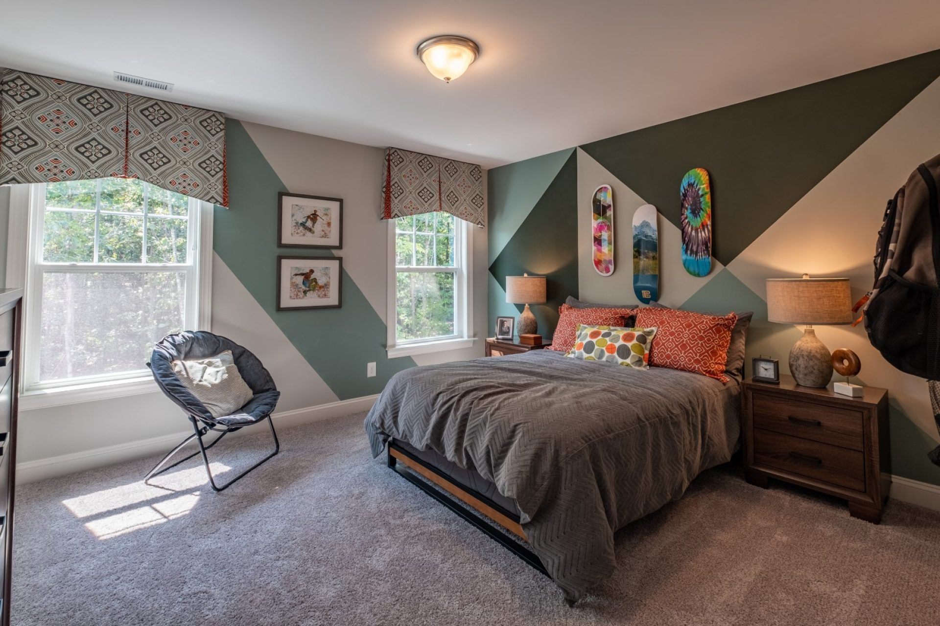 Bedroom featured in the Galloway By HHHunt Homes LLC in Raleigh-Durham-Chapel Hill, NC