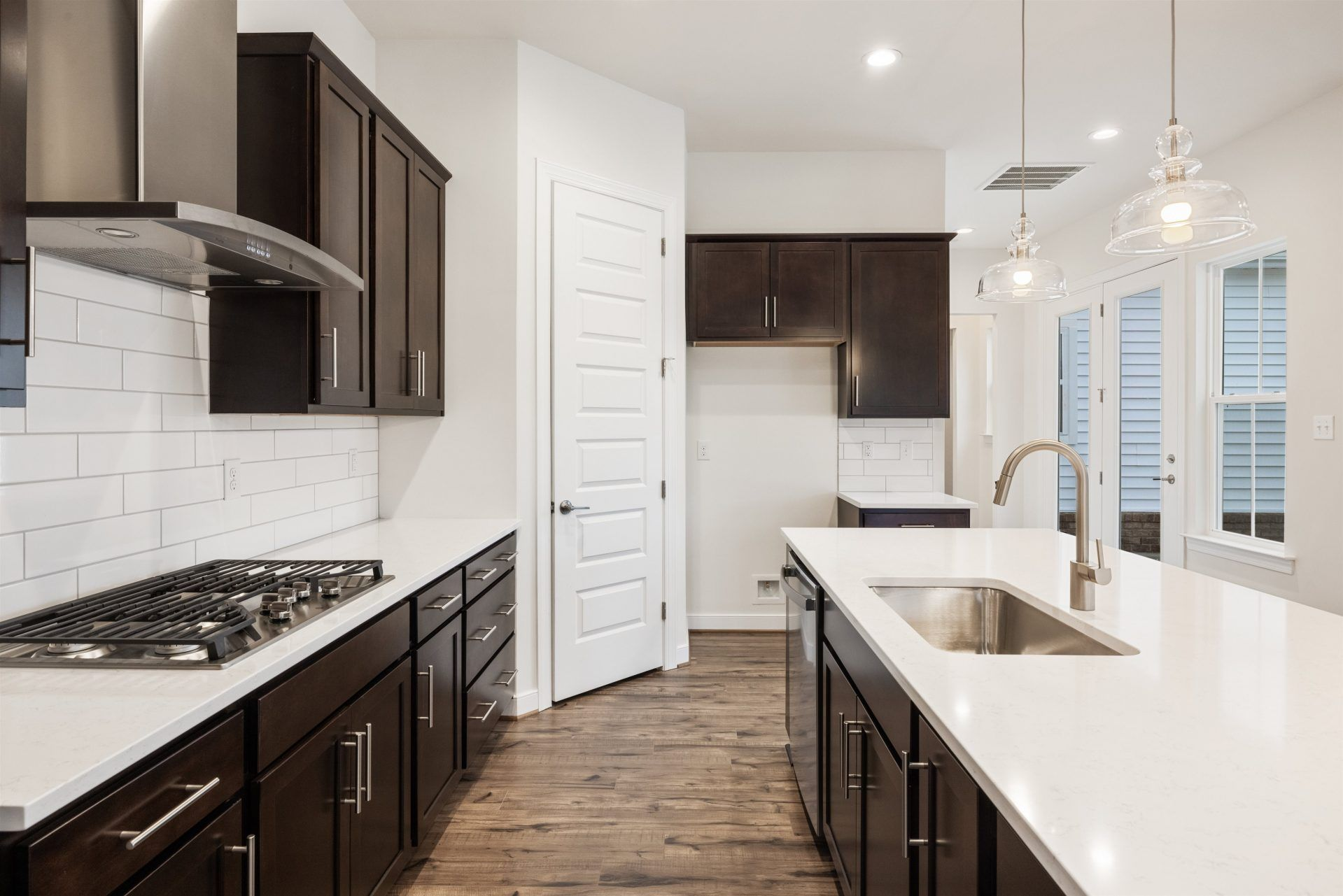Kitchen featured in the Retreat By HHHunt Homes LLC in Richmond-Petersburg, VA