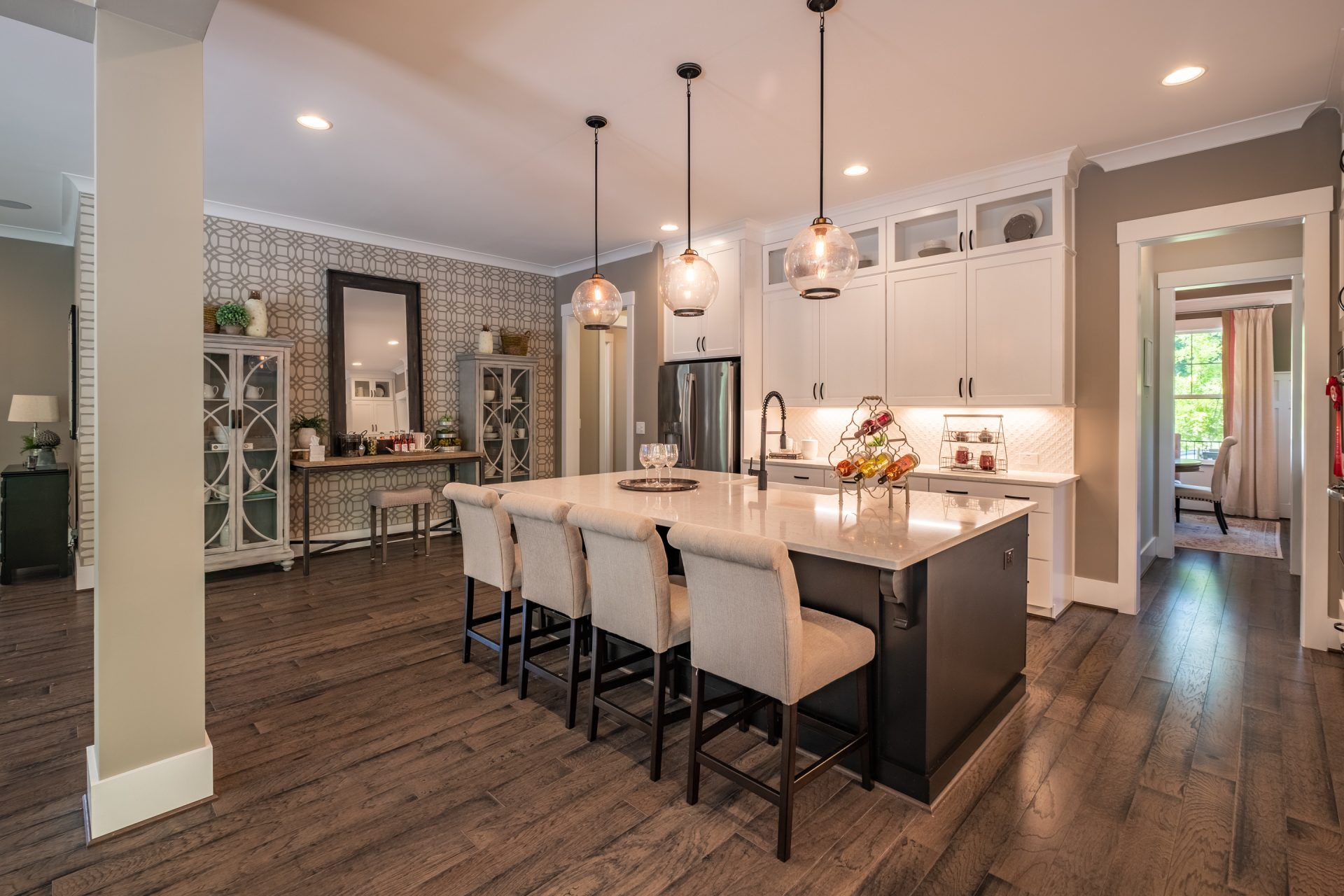 Kitchen featured in the Mason By HHHunt Homes LLC in Raleigh-Durham-Chapel Hill, NC