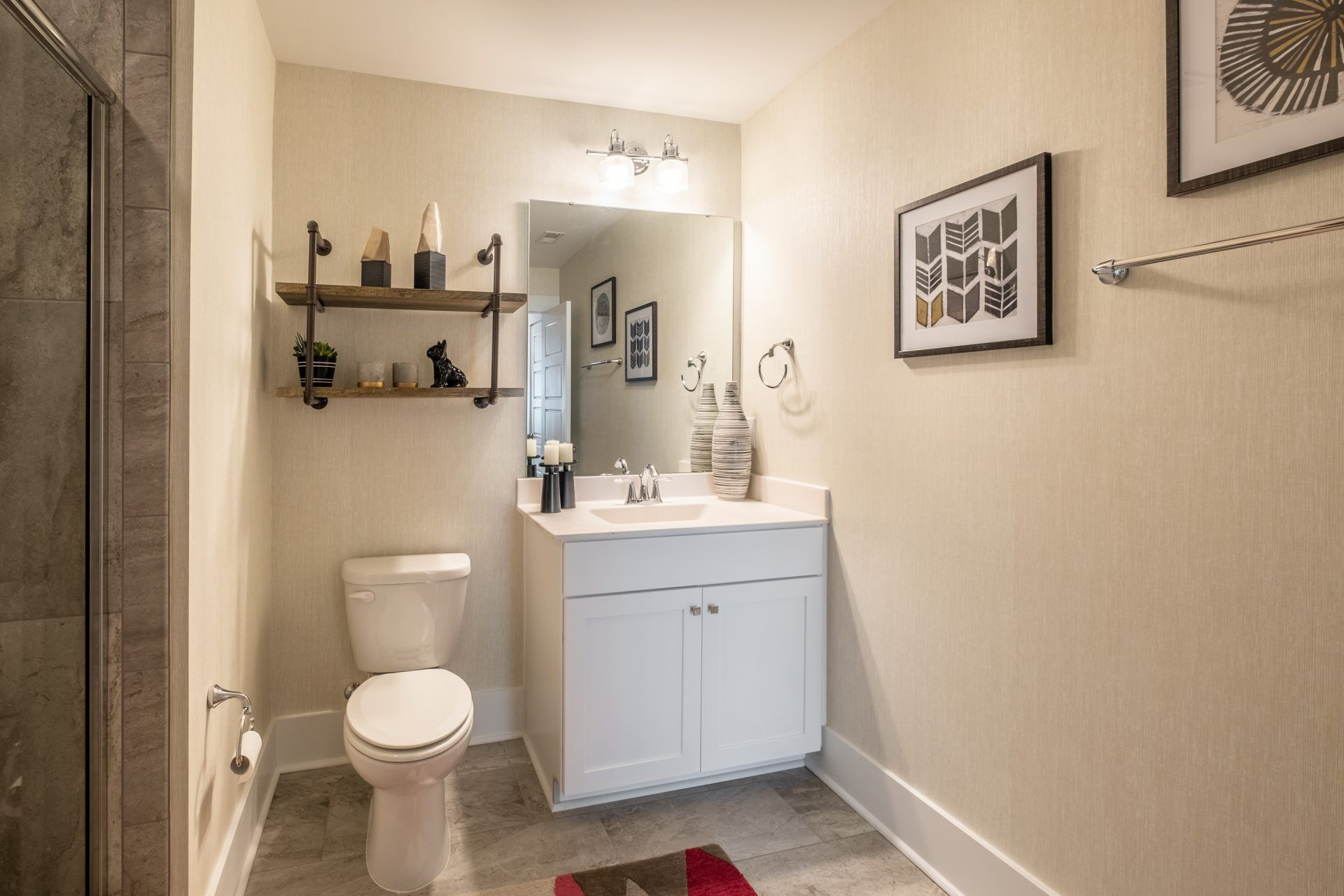 Bathroom featured in the Mason By HHHunt Homes LLC in Raleigh-Durham-Chapel Hill, NC